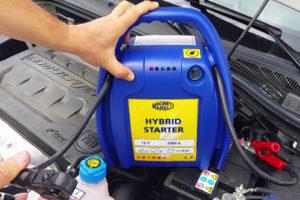 HYBRID STARTER de la Magneti Marelli  - Robot de pornire auto de urgenta