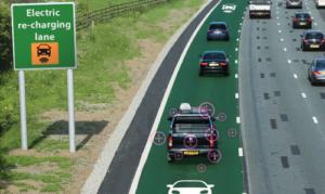 Tehnologie uimitoare: șosele care încarcă bateriile mașinilor electrice!