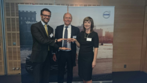 TRW Aftermarket primește premiul Volvo Cars Quality Excellence 2015
