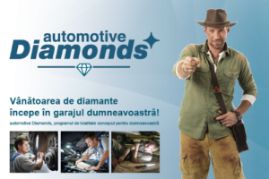 'Automotive Diamonds' disponibil în România