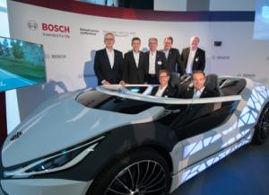 După un an record, Bosch se situează în continuare pe o curbă ascendentă