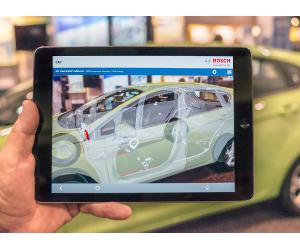 Automechanika 2016 - Bosch prezintă soluții inteligente pentru service-urile auto ale viitorului