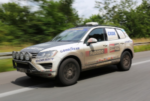 Federal-Mogul Motorparts sponsorizează cursa de-a lungul Eurasiei către un nou record mondial