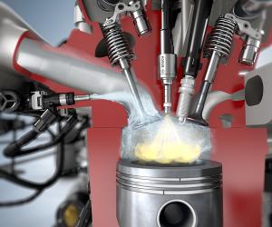 Injecție de apă. Apă în loc de benzină: inovația Bosch reduce consumul de carburant cu până la 13%