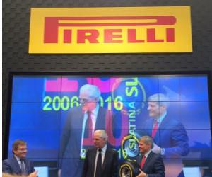 Pirelli 10 ani