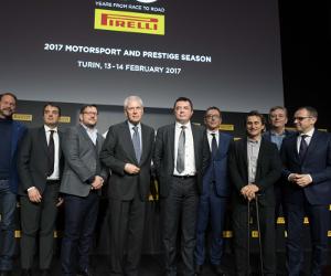 Pirelli celebrează 110  ani de motorsport la Torino