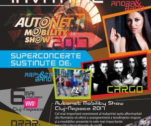 Începe sezonul Autonet Mobility Show!