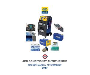 Noul catalog Magneti Marelli 2017 de aer condiționat și în limba română