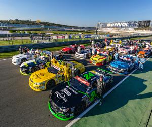 MOOG® anunță un acord exclusiv cu seria europeană a competițiilor NASCAR®