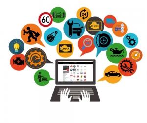 In industria auto tendința de a te muta în online vine natural in zilele noastre