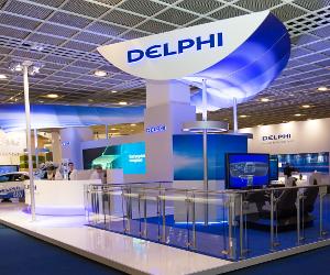 La salonul auto IAA din Frankfurt, Delphi va expune soluții de mobilitate care fac lumea mai sigură, mai ecologică și mai interconectată