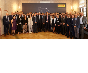 Pirelli Supplier Awards 2017: Furnizorii de materie primă în prim plan