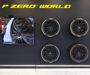 Pirelli inaugurează primul  PZero World în Munchen
