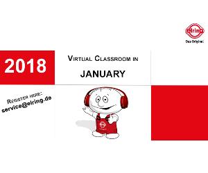 Elring oferă training de formare specializat în 2018
