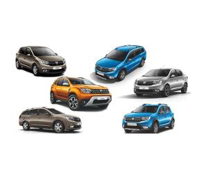 Dacia a vândut peste 655 000 de vehicule în 2017