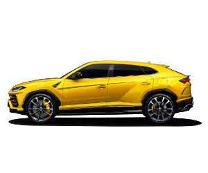 Șase pneuri Pirelli pentru Lamborghini Urus