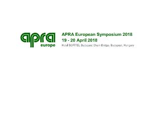 Simpozionul European APRA 2018 va avea loc între 19-20 Aprilie, la Budapesta