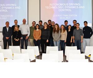 Parteneriat strategic cu mediul academic. Bosch a iniţiat un curs de conducere autonomă la Universitatea Tehnică din Cluj-Napoca
