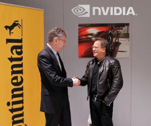 Continental și NVIDIA fac posibilă producția de autovehicule autonome dotate cu inteligență artificială