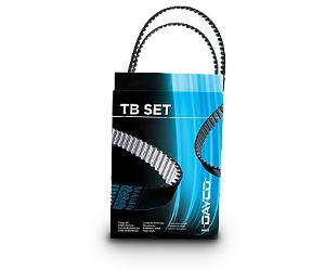 DAYCO - Set de curele de distribuţie TB SET