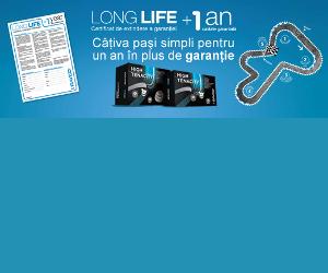 Dayco - Durată lungă de viaţă + 1 an. Extinderea Garanţiei
