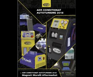 Noul catalog Magneti Marelli 2018 de aer condiționat și în limba română