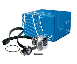 KIT de distribuție cu pompă de apă SKF: o soluție economică și eficientă