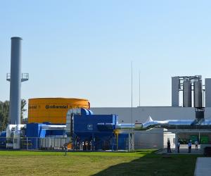 Continental Anvelope extinde tehnologia de tratare a emisiilor olfactive în fabrica din Timișoara