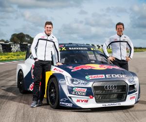 KYB reînnoiește sponsorizarea pentru echipa EKS participantă la Campionatul Mondial de Raliuri FIA