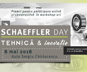 Schaeffler Day pentru studenții brașoveni