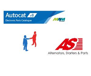 AS-PL devine furnizor în catalogul MAM Autocat v8