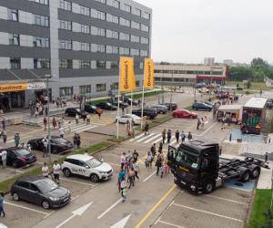Continental a prezentat la Timisoara tehnologii si produse inovatoare