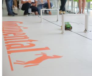 InGENIOUSly Continental 2018: studentii au creat masini care decid singure ce traseu sa urmeze