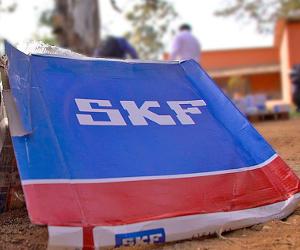 SKF va organiza un eveniment de distrugere cu scopul de a atrage atenția cu privire la rulmenții contrafăcuți