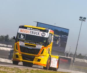Echipa NEXUSTRUCK a câștigat prima victorie la Campionatul European FIA de la Nürburgring