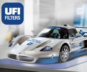 UFI Filters va prezinta o tehnologie revoluționară pentru filtrarea aerului din motor la Automechanika Frankfurt 2018