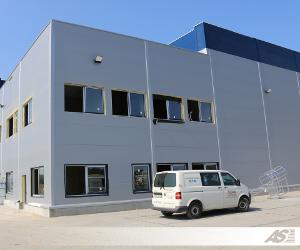 Noua clădire AS-PL
