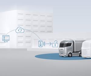 Aplicație Bosch: cheile unui autovehicul sunt de domeniul trecutului