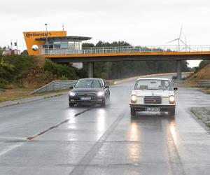 Controlat de electronică: Continental a lansat primul vehicul fără șofer cu 50 de ani în urmă