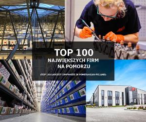 AS-PL este  în Top 100 dintre cele mai mari companii din Voievodatul Pomerania