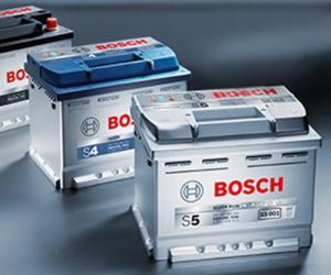 Bosch Car Service - Ghid pentru acumulatori