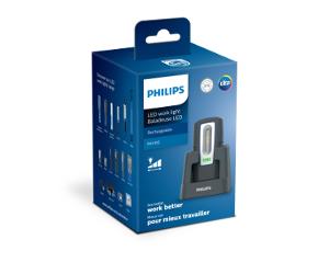 Descoperă cele mai noi trei lămpi profesionale de atelier cu LED de la Philips:  lampa de inspecţie de buzunar Philips RCH5S, lanterna de inspecţie RCH25  şi proiectorul PJH10