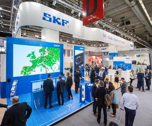 Calitate. Experiență. Asistență. SKF a prezentat soluții de lubrifiere și piese de schimb pentru vehicule la Automechanika 2018