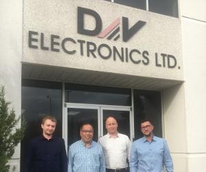 AS-PL a ținut un training în cadrul D&V Electronics
