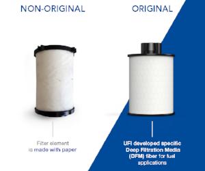 UFI Filters și Convey sunt în prima linie în lupta împotriva pieselor de schimb contrafăcute