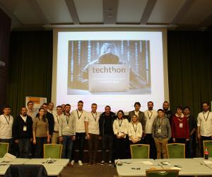 Securitatea cibernetică a fost tema celei de-a doua ediții a Techthon Iași organizat de Continental