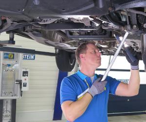 Performanța amortizoarelor scade odată cu mărirea gradului de uzură al mașinii