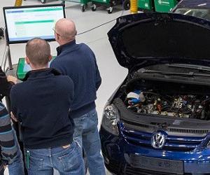 VW Golf 6 Plus - comportament defectuos la accelerarea rapidă