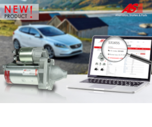 Noi informații despre electromotorul  S3165S de la AS-PL