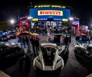 Pirelli a inaugurat magazinul Concept P Zero World în Dubai